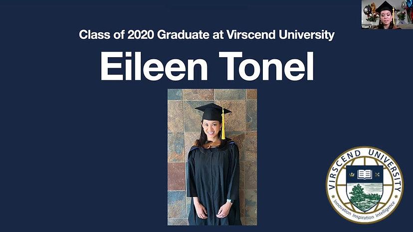 Eileen's 2020 speach