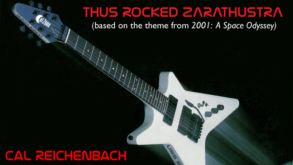 Thus Rocked Zarathustra