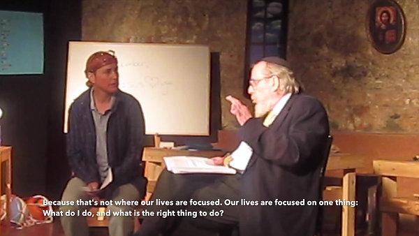Rabbi Cardozo responds to Off the Derech Dolorosa