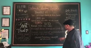 Friday & Saturday Specials  3-23-2018