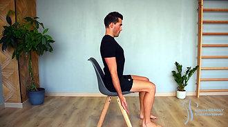 3 - Posture d'autograndissement (assis)