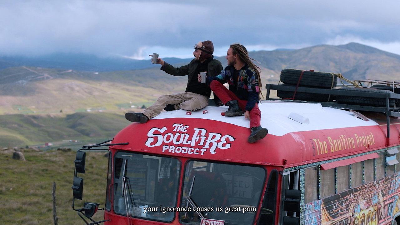 La Montaña Ruge (Pikayrrasma) - The SoulFire Project