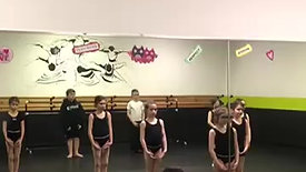 Munchkin/Mini Ballet Tue 5:30