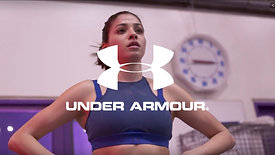 UNDER ARMOUR - Yusra Mardini Will Finds A Way
