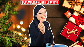 December A Month of Giving #EternalLove