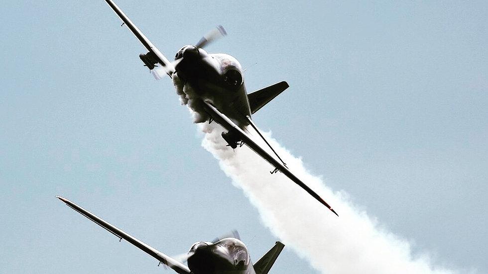 Air Combat Europe videos