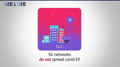 Fact: 5G & COVID-19