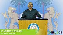 Vice President of Sierra Leone: Mohamed Juldeh Jalloh