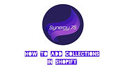 How to Add Collections in Shopify