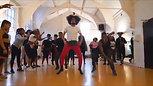 Omar - Afrobeat Dance Clip