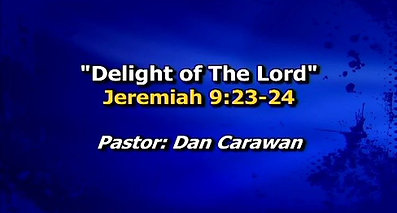 Delight of the Lord
