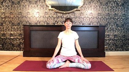 Meditation & Movement Free Taster Class