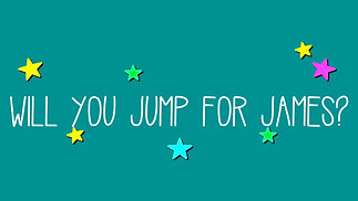 Will you Jump for James?