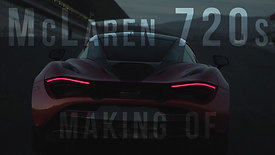McLaren 720s - Behind the Scenes