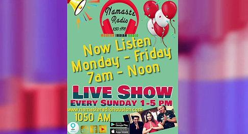 Namaste Radio Live - 10.4.2020