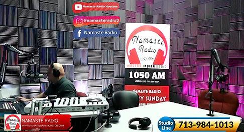 Namaste Radio Live - 9.27.20