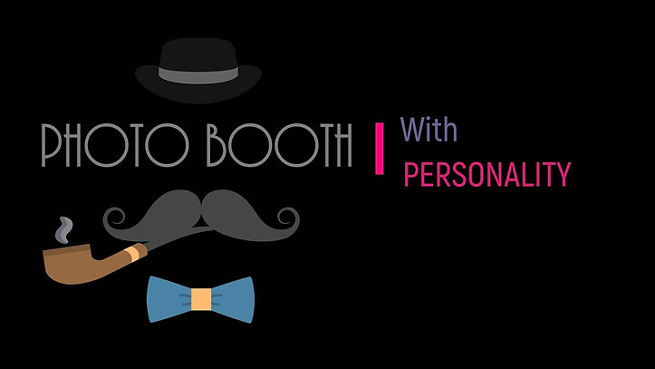 PHOTO BOOTH FOR EVERY EVENT