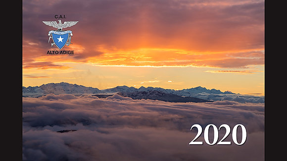 Calendario CAI Alto Adige 2020