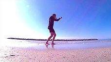 François Guilbert : SHADOW ROUTINE 38 moves outdoor beach training reathletisation motor coordination Do Sports Academy HD