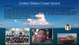 Grade 3 Coast Guard 2020
