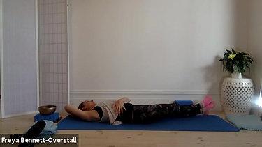 Yin Yoga + Gratitude Practice