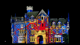 Skibo Castle Mapping