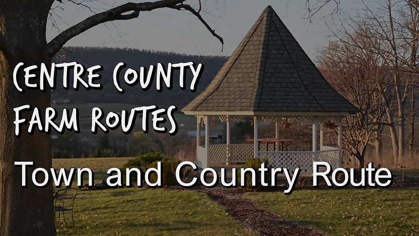 Town and Country Route
