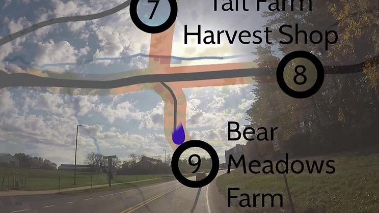 Tour the Round Barn Route!