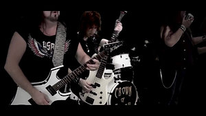 Crown of Earth - Born Again Warrior (Video)