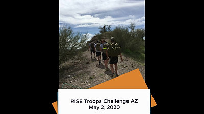 Troops Challenge Arizona 2017