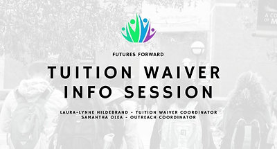 Monday, January 26, 2021 - TW Info Session