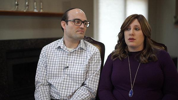 Shani & Chaim Blumberg