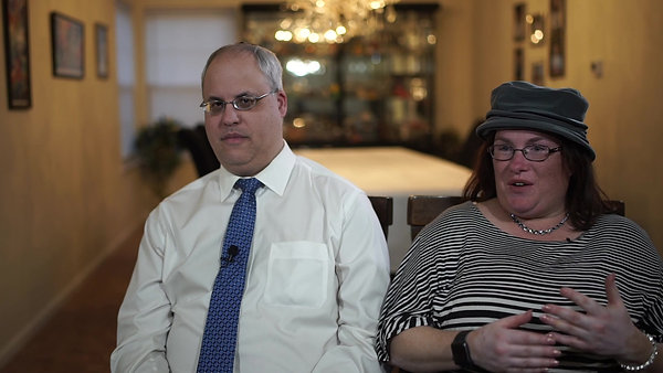 Dr Issac & Amy Halickman