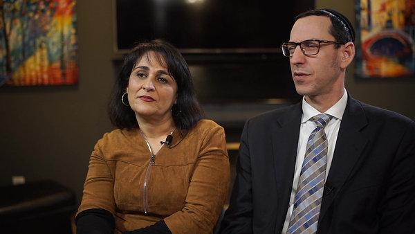 Vicky & Lee Cohen