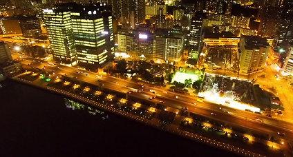 Großstädte bei Nacht | Big City Trio 2