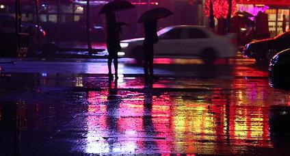 A Rainy Day   Big City Trio 1