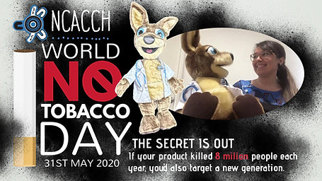 World No Tobacco Day 31st of May 2020