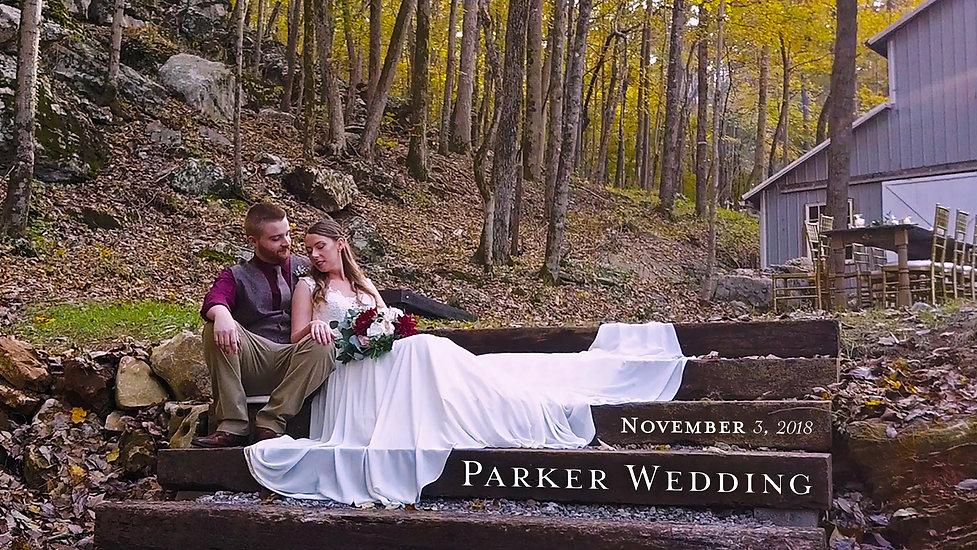 Oakleaf Cottage: Mitchell & Amanda Cinematic Wedding Trailer