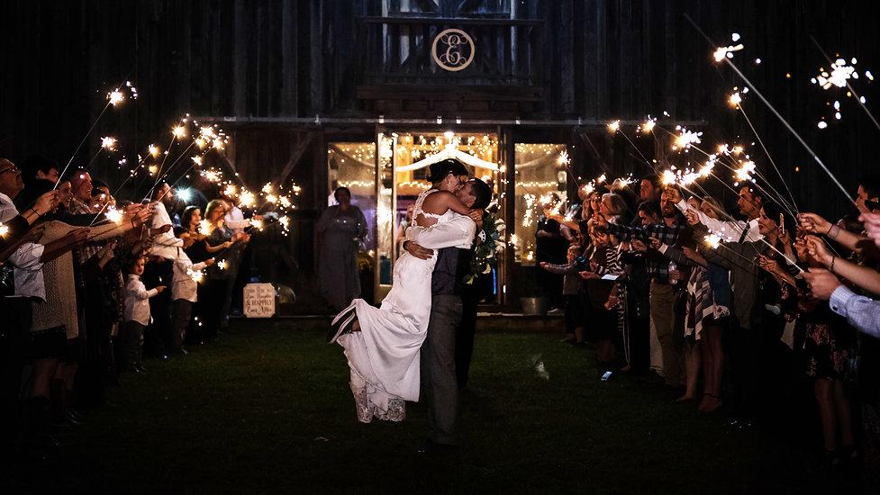 Queens Chestnut Farm: Espy Cinematic Wedding Trailer