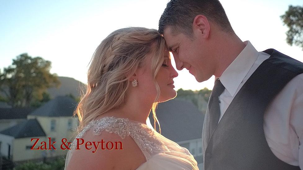 Zak & Peyton: Cinematic Teaser