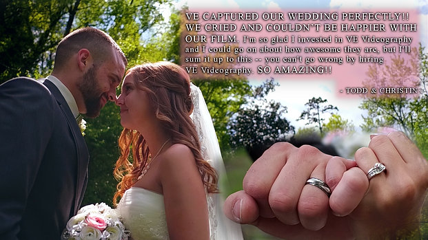 Todd + Christin Wedding Trailer