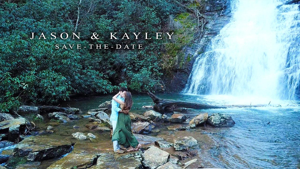 Kayley + Jason - Save the Date