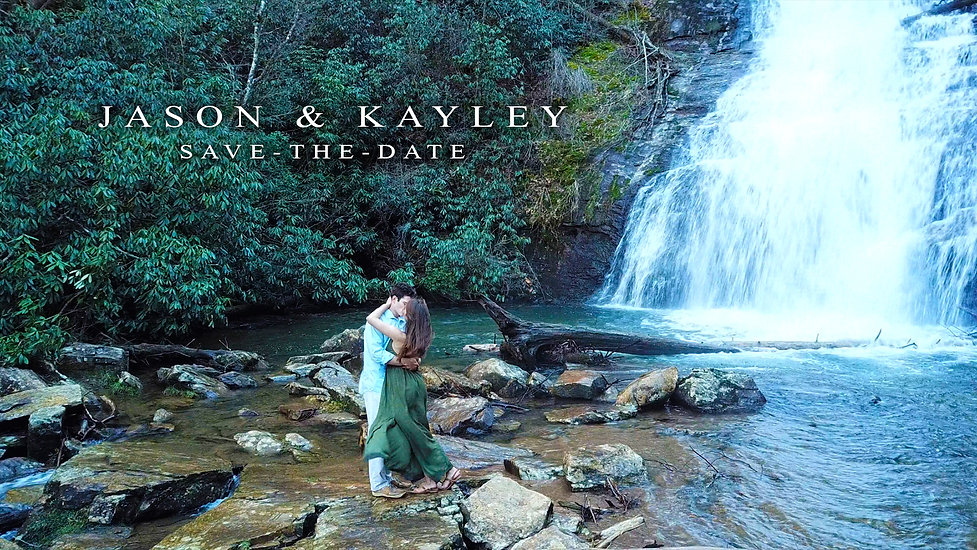 Kayley + Jason - Save the Date