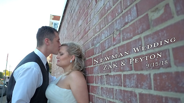 Zak & Peyton: Cinematic Wedding Trailer
