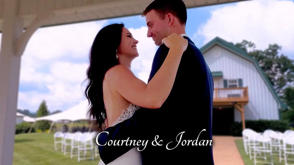 Courtney & Jordan