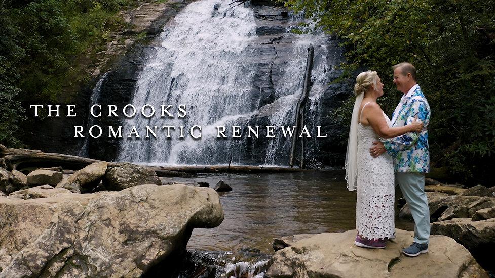 Helton Creek Falls | The Crooks Renewal | Romantic Film