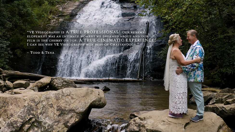 Helton Creek Falls | The Crooks Renewal | Romantic Film