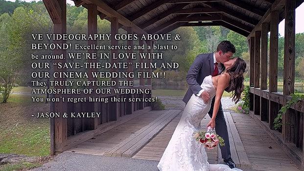 Willow Creek Falls: Jason & Kayley - Cinematic Enduring Love Wedding Trailer