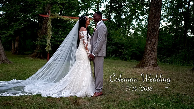 Coleman Wedding: Cinematic Teaser