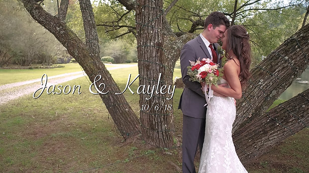 Willow Creek Falls: Jason & Kayley - Cinematic Enduring Love Wedding Trailer